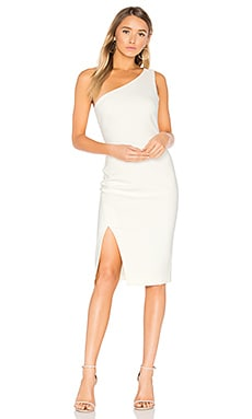 Helena Dress in White