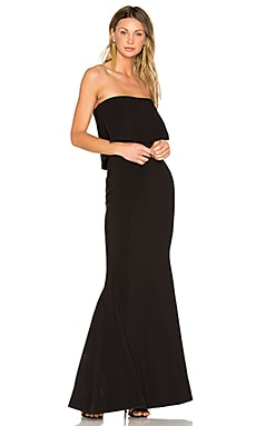 Driggs Gown in Black