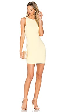 Sleeveless Manhattan Dress in Buttercup