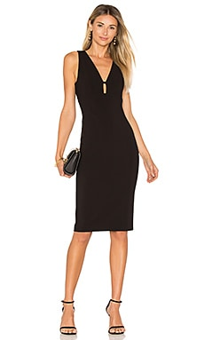 Albury Dress in Black