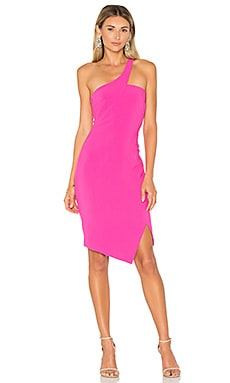 Cerise Dress in Cerise