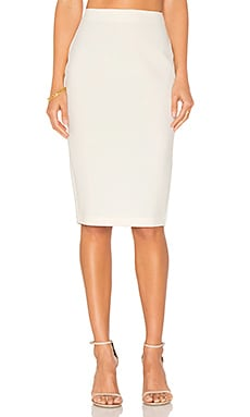 Tallow Skirt in White