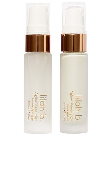 Holiday Mini Aglow Prep + Set Duo lilah b. $29