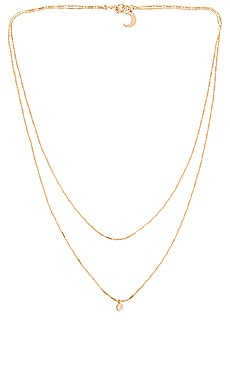 Lilly Layers Necklace Lili Claspe $125