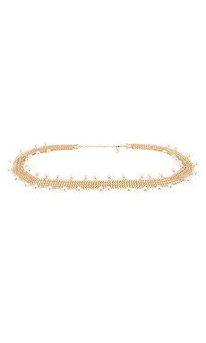 Sabrina Shaker Belt Lili Claspe $225