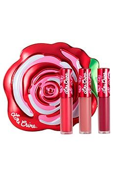 Velve-Tins Giftable Set Lime Crime $28