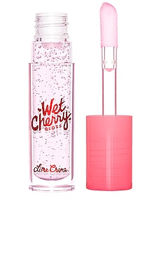 Wet Cherry Lip Gloss Lime Crime $18 BEST SELLER
