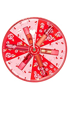 Spin The Dial Lip Set Lime Crime $23