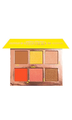 Sunkissed Face Palette Lime Crime $44