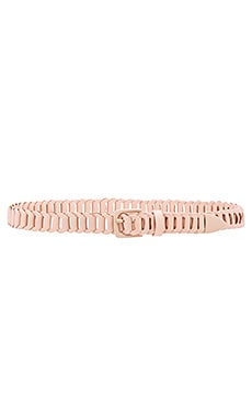 Linea Pelle Versatile Hip Belt in Blush