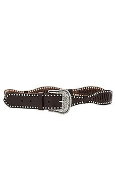 Western Laced Belt