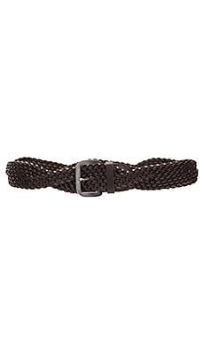Twist Braid Belt in Tmoro