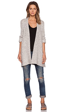 Line Cooper Cardigan in Fragment