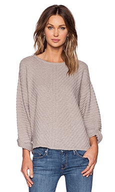 Line Somerset Sweater in Bluff