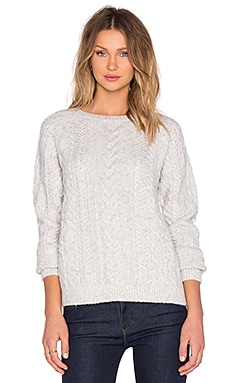 Line Duncan Sweater in Avalanche