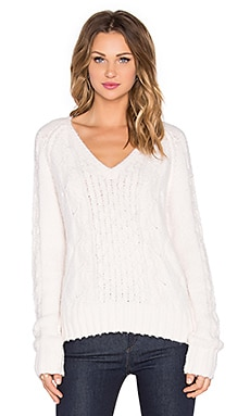 Line Reilly Sweater in Ballet Slipper