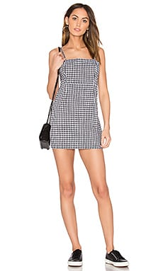 Cha Cha Gingham Mini Dress