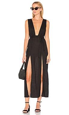 Esperanza Plunge Maxi Dress