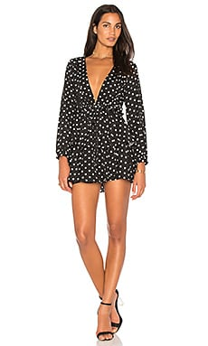 Amalfi Polka Dot Dress