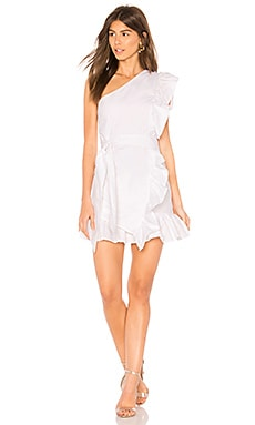 Sliding Doors Ruffle Dress LIONESS $71