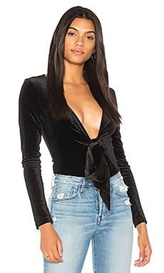 Shameless Velvet Bodysuit