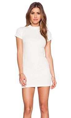 Lisakai Mini Dress in White