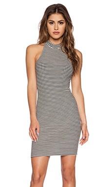 Lisakai Lincoln Dress in Stripe