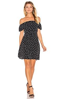 Polka Dot Dress Lisakai $59