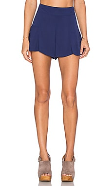 Lisakai Bluette Maui Short in Blue