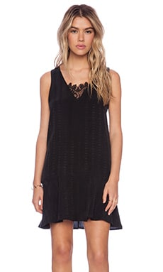 LIV Terra A-Line Dress in Black