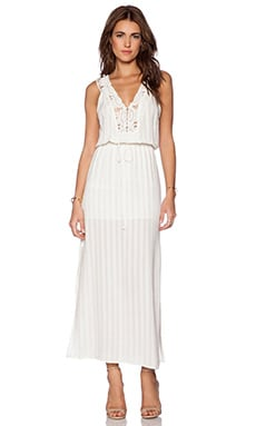 LIV Sarna Maxi Dress in Linen