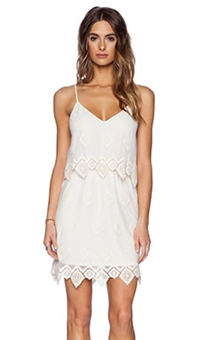 Lacy Clothing For Women Boho LIV Anna Lace Cami Dress in