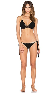 Lisa Maree Between Thoughts Bikini in Black