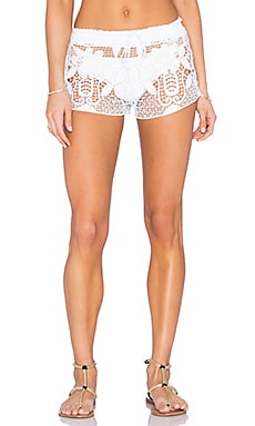 Lisa Maree Simple Pleasures Short in White