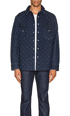Quilted Western Shirt LEVI'S: Made & Crafted $174