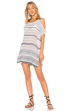 Saba Open Shoulder Dress