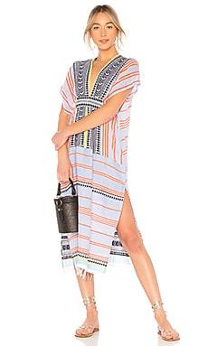 SOFIA カフタンドレス Lemlem $375