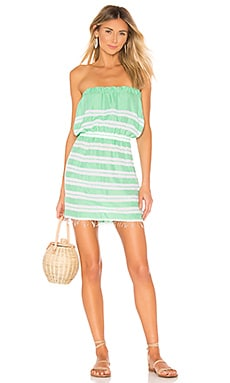 X REVOLVE Doro Strapless Dress Lemlem $165 Collections