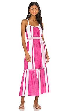 Zoya Sun Dress Lemlem $325