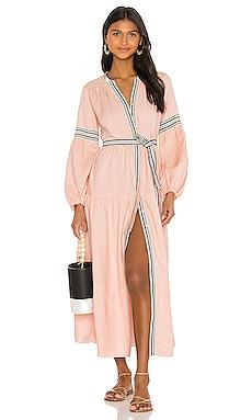 Koki Peasant Dress Lemlem $455