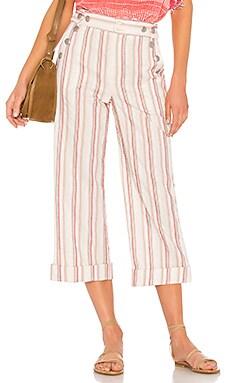 Укороченные брюки imani - Lemlem