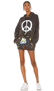 Desiree Hoodie Dress Lauren Moshi $189