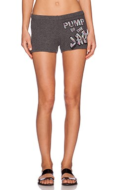 Lauren Moshi Evelina Shorts in Black
