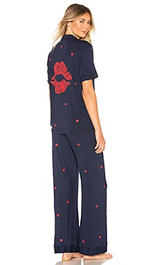 WAVERLY パジャマ Lauren Moshi $165