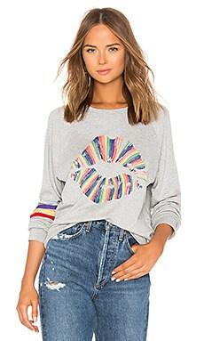 Купить Пуловер avalon - Lauren Moshi серого цвета