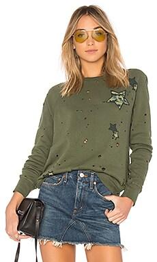 Darby Vintage Pullover Sweatshirt