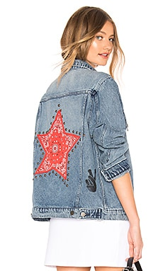 Spencer Denim Jacket Lauren Moshi $146