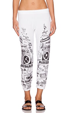 Lauren Moshi Alana Pants in White