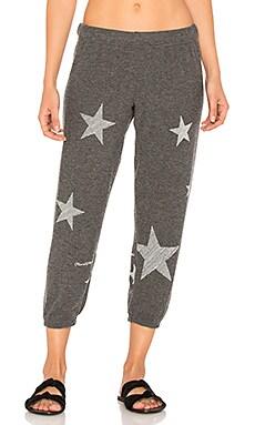 Alana Mini Stripe Stars Sweatpant