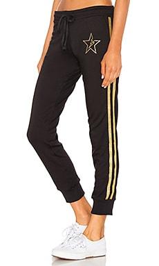 Купить Спортивные брюки jess - Lauren Moshi черного цвета